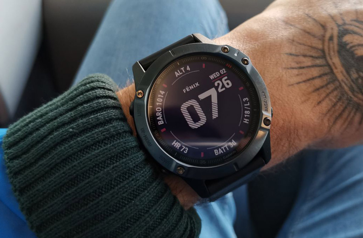 Gadget Review: Fenix 6 Pro by Garmin