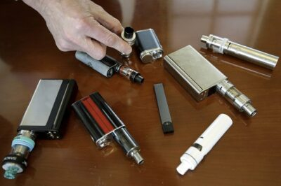 New Technological Innovations in Vaping